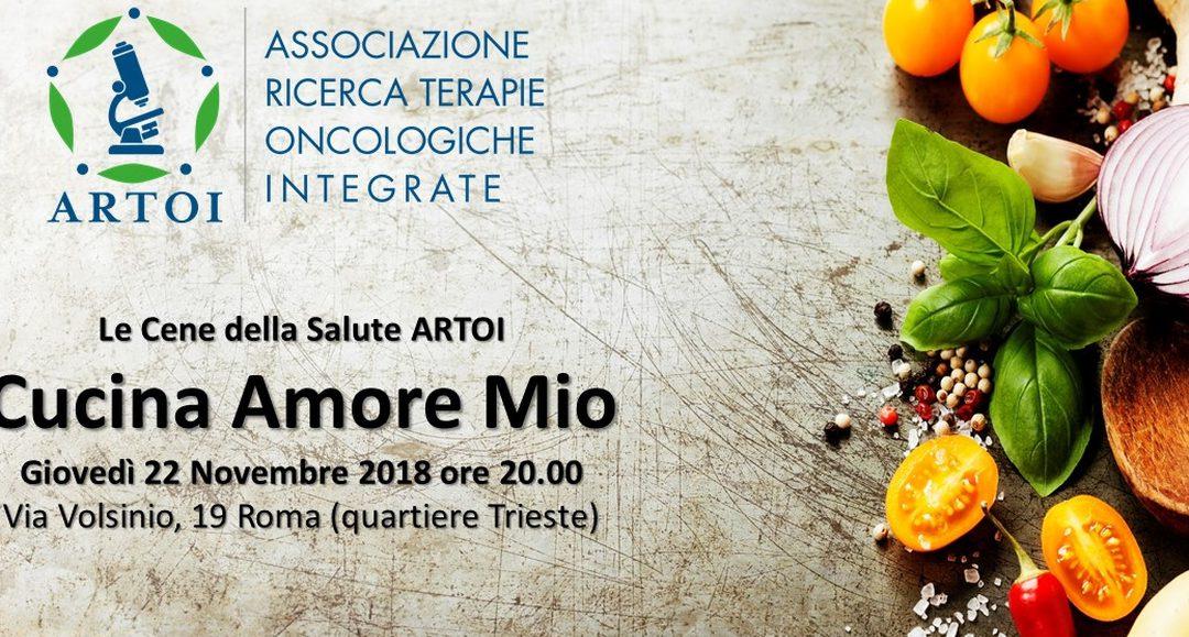 Cene della Salute ARTOI 05 | Cucina Amore Mio